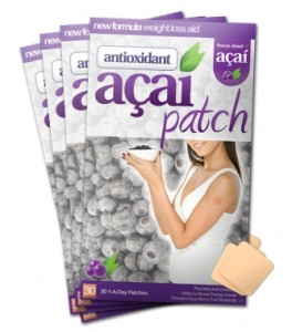 Acai Patch 4 Abnehmpflaster