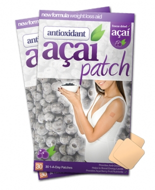 Acai Patch Abnehmpflaster